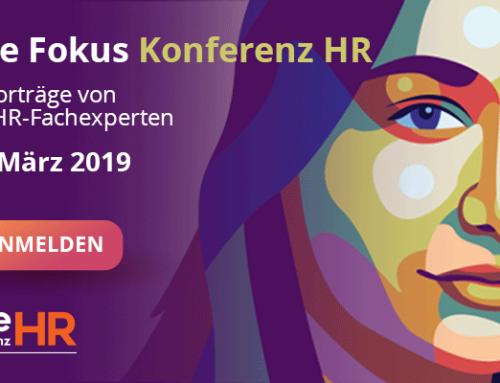 Fünf Themen und fünf Tage – Die Online Fokus Konferenz HR 2019 startet am 25. März