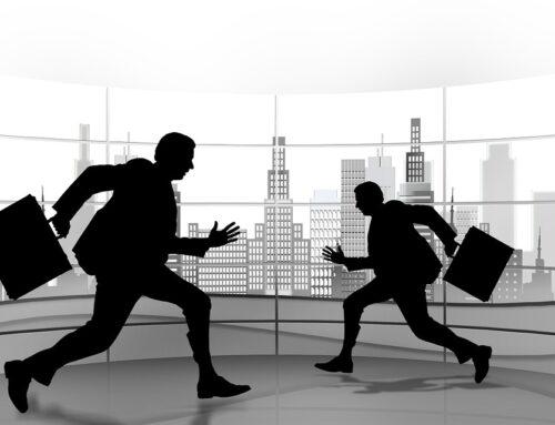 Thesen in der Personalbeschaffung von Konzernen und KMU's im Vergleich
