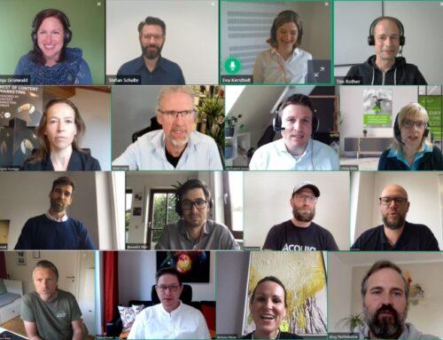 Über 1000 Live dabei: Online Fokus Konferenz MARKETING im Mai 2021 größer und besser denn je!